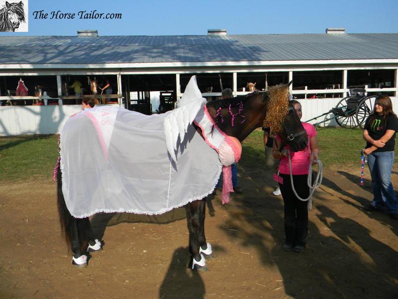 Victoria Secret Costume - The Horse Tailor